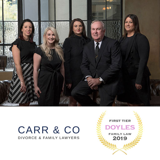 Carr & Co - First tier Family law firm