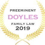 Preeminent Family Lawyer