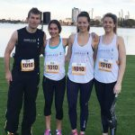 Carr and Co Perth Marathon Relay 2016