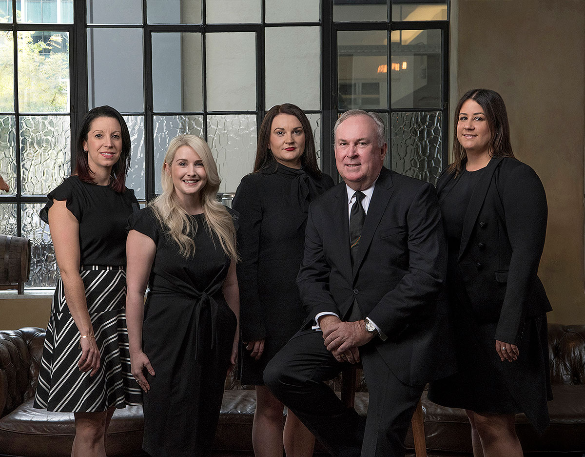 Directors of Carr & Co Family Lawyers